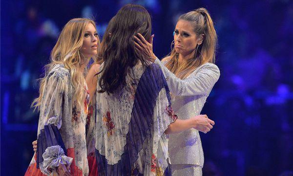 Germany s Next Topmodel 2017 Finale am 25 05 2017 in der K�nig Pilsener Arena in Oberhausen Serlin / Bild: (c) imago/Revierfoto (Revierfoto)