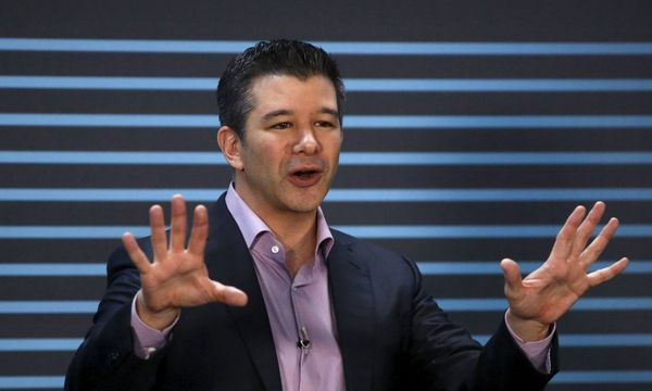 Uber-Chef Travis Kalanick / Bild: REUTERS