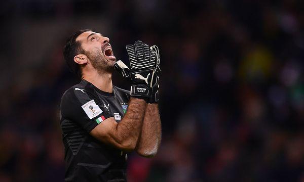Gianluigi Buffon / Bild: APA/AFP/MARCO BERTORELLO