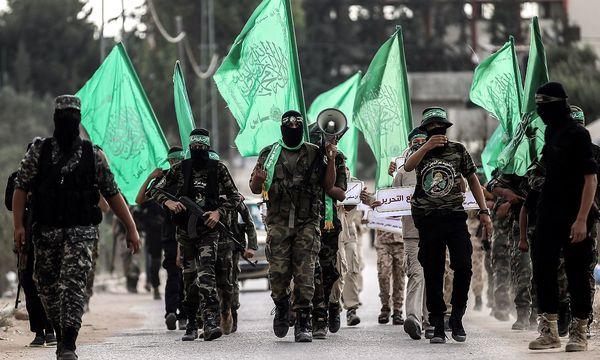 Ezzedine al-Qassam Brigaden / Bild: APA/AFP/SAID KHATIB