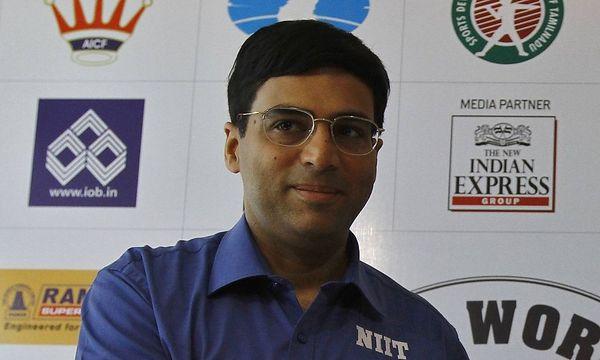 Viswanathan Anand / Bild: REUTERS