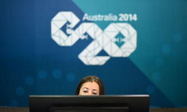 G20 / Bild: APA/EPA (LUKAS COCH)