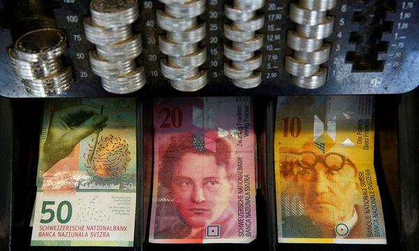 Fremdwährungskredite sind hochriskant – vielen Kreditnehmern war das zunächst nicht bewusst.  / Bild: (c) REUTERS