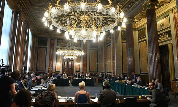 U-Ausschuss / Bild: APA/HELMUT FOHRINGER