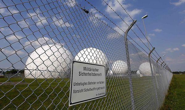 Anlage der NSA im bayrischen Bad Aibling / Bild: REUTERS