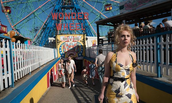 Wonder Wheel / Bild: (c) Warner Brothers