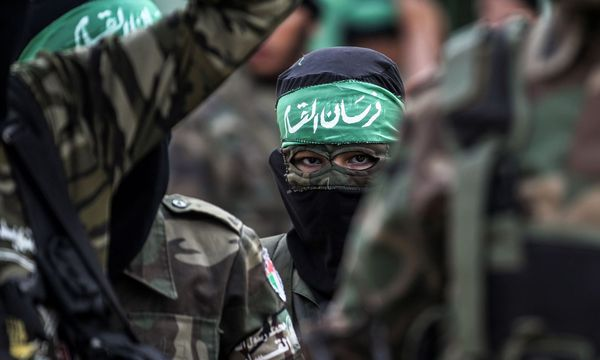Themenbild: Hamas / Bild: APA/AFP (SAID KHATIB)