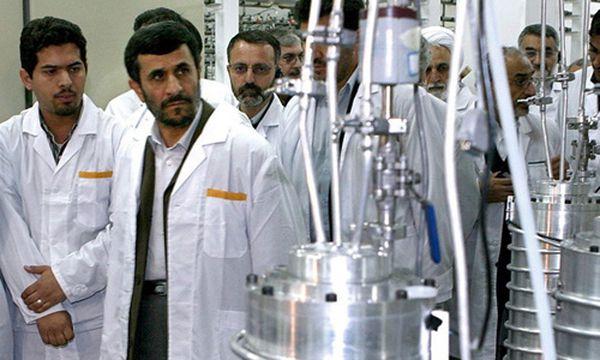 Irans Präsident Mahmoud Ahmadinejad / Bild: (c) REUTERS (HANDOUT)