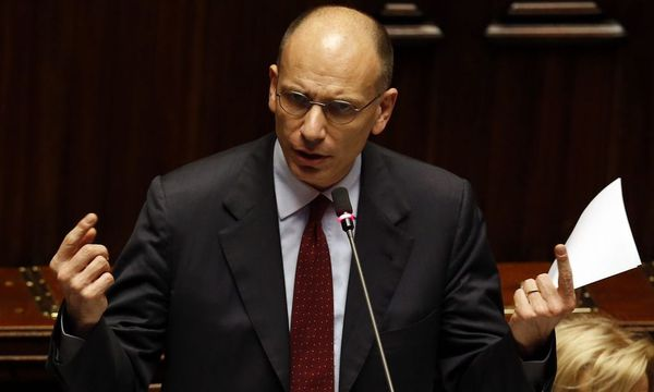 Regierung Letta gewann Vertrauensabstimmung  / Bild: REUTERS