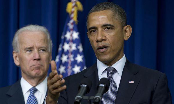 Barack Obama, Joe Biden / Bild: AP
