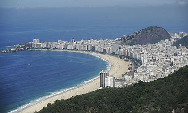 COPACABANA IN RIO / Bild: (c) APA/ROBERT JAEGER