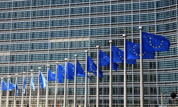 Themenbild: EU / Bild: (c) APA/EPA/OLIVIER HOSLET