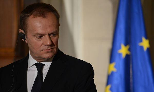 Tusk ist in Warschau nicht beliebt / Bild: (c) imago/Pacific Press Agency (imago stock&people)
