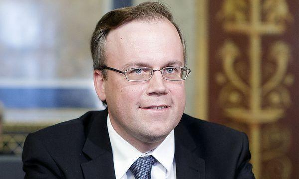 Der  frühere Kärntner Landespolitiker Harald Dobernig / Bild: APA/GEORG HOCHMUTH