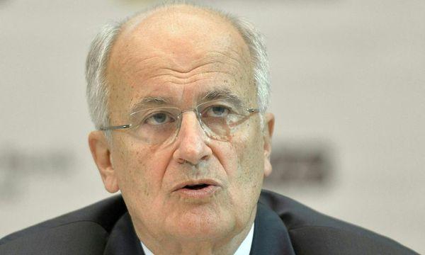 RBI-Vorstandsvorsitzender Karl Sevelda  / Bild: APA/HERBERT NEUBAUER