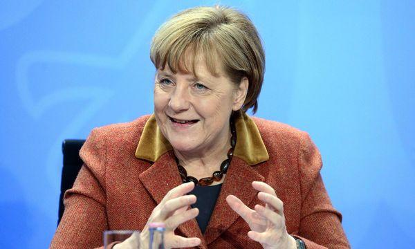 Angela Merkel / Bild: APA/AFP/dpa/MAURIZIO GAMBARINI