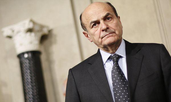 Pier Luigi Bersani / Bild: (c) Reuters (MAX ROSSI)
