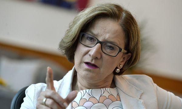 Niederösterreichs ÖVP-Landeshauptfrau Johanna Mikl-Leitner / Bild: (c) APA/HERBERT PFARRHOFER