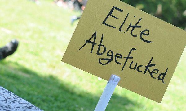 Abgefucked? Doch eher abgefuckt.  / Bild: (c) imago/Seeliger (imago stock&people)