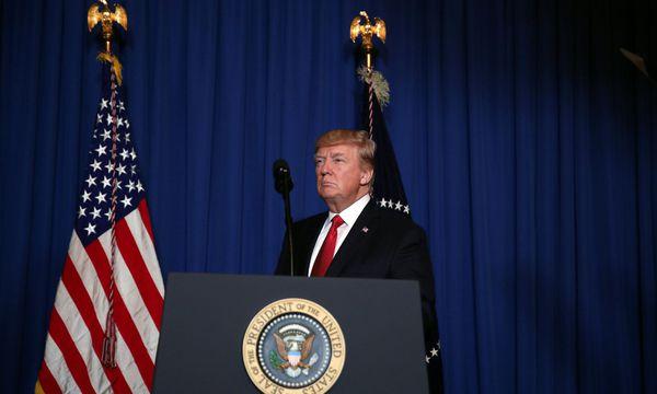 US-Präsident Donald Trump / Bild: REUTERS