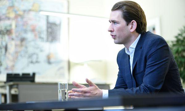 Sebastian Kurz fordert eine Abstimmung mit der UNO. / Bild: Clemens Fabry