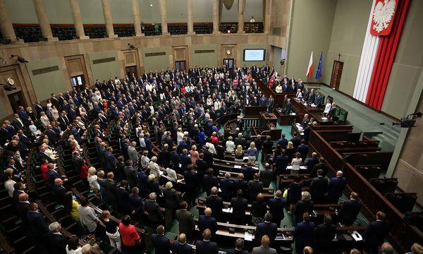 Das polnische Parlament setzt sich derzeit mit einer Änderung der Ernennung des Justizrates auseinander. / Bild: REUTERS