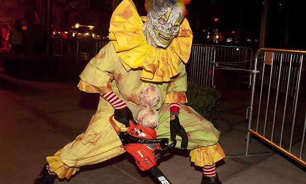 Das Phänomen der Horror-Clowns nahm in den USA seinen Ausgang / Bild: imago/ZUMA Press