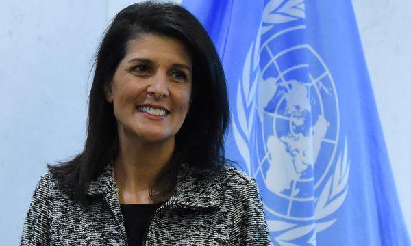 Nikki Haley ist neue UN-Botschafterin der USA. / Bild: REUTERS/Stephanie Keith