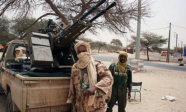 Tuareg / Bild: (c) AP (Str)