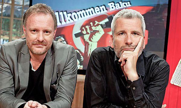 Willkommen Baku - Stermann und Grissemanns Song Contest Guide 2012 / Bild: (c) ORF (Hans Leitner)