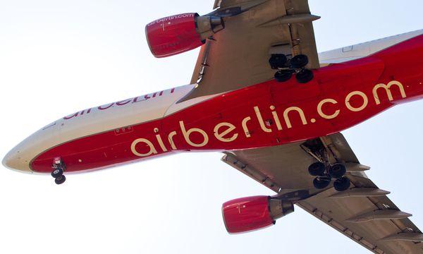 Themenbild: Air Berlin / Bild: (c) APA/Christoph Schmidtidt)