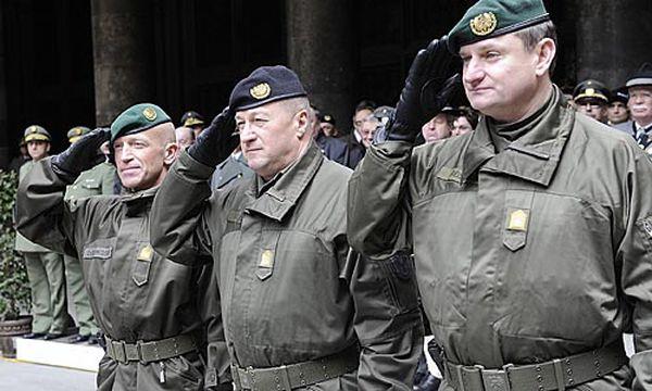 Aus Soldatenmarsch Wird Orgie