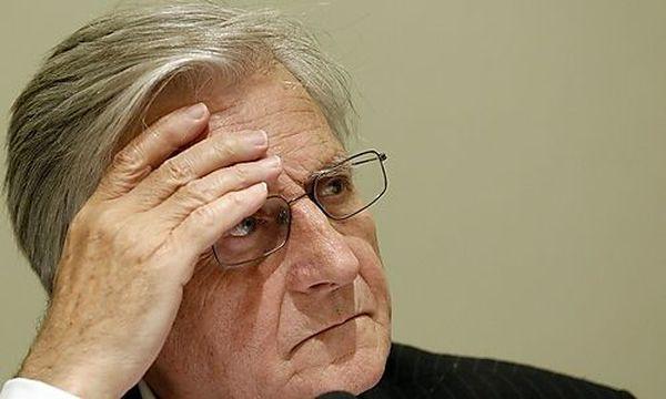 Trichet / Bild: (c) REUTERS (Arnd Wiegmann)