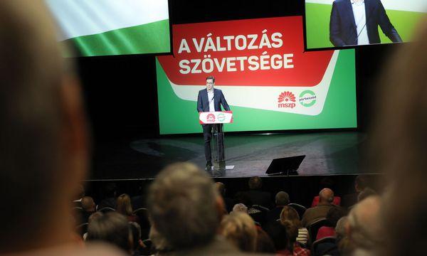 Gergely Kar´acsony will es bei den Wahlen am 8. April wissen und appelliert an die ungarische Opposition, geschlossen aufzutreten. / Bild: (c) Dialog