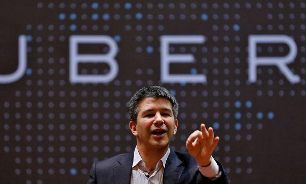 Uber-Gründer Travis Kalanick / Bild: REUTERS