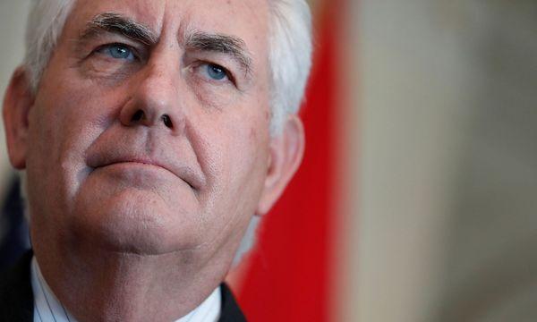US-Außenminister Rex Tillerson / Bild: Reuters