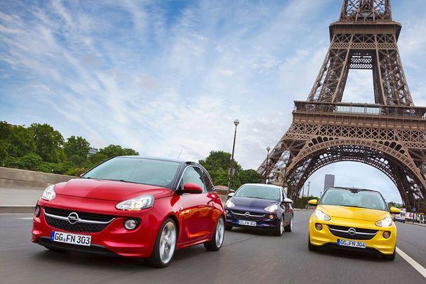 Opel Adam: