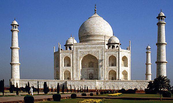 Indien - Taj Mahal / Bild: (c) www.BilderBox.com (BilderBox.com)