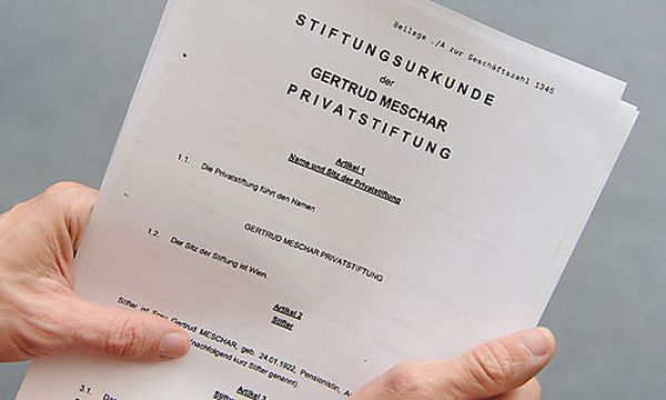 Dritter Vorstand will Gerichtsentscheidung abwarten  / Bild: (c) APA/HELMUT FOHRINGER (Helmut Fohringer)