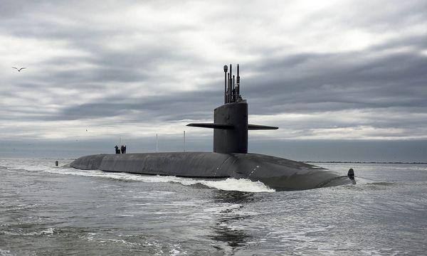 U-Boote gehören zur sogenannten nuklearen Triade. / Bild: (c) REUTERS (Handout .)