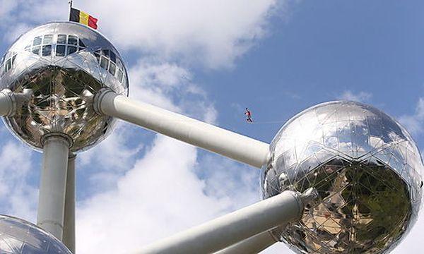 Ich bin dann mal weg... Belgien / Bild: (c) APA/EPA/JULIEN WARNAND (JULIEN WARNAND)