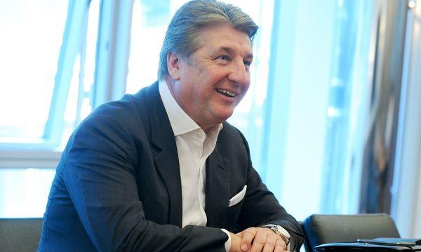 Investor Ronny Pecik  / Bild: (c) Clemens Fabry