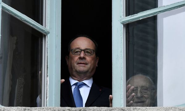 François Hollande  / Bild: (c) APA/AFP/POOL/GEORGES GOBET