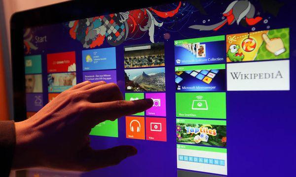 Windows 8 / Bild: (c) Dapd (Adam Berry)