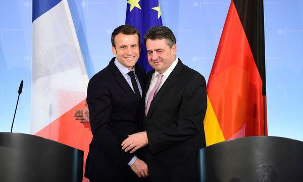 Emmanuel Macron  / Bild: APA/AFP (TOBIAS SCHWARZ)