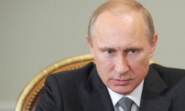 Der russische Präsident Wladimir Putin / Bild: (c) Reuters