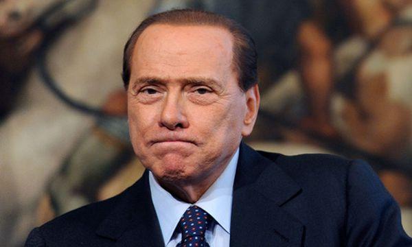 Berlusconi / Bild: (c) EPA (ETTORE FERRARI)
