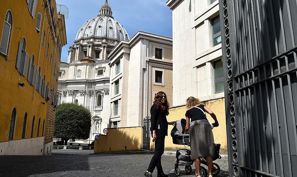 Die PR-Expertin Francesca Immacolata Chaouqui wurde verurteilt / Bild: APA/AFP/ALBERTO PIZZOLI