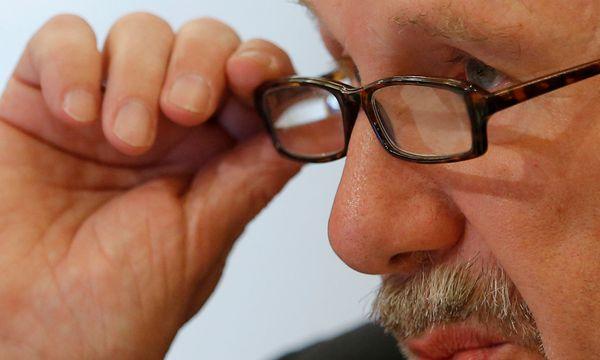 Auch eine Notenbank-Kryptowährung könne Bargeld nicht ersetzen, sagt OeNB-Gouverneur Ewald Nowotny.   / Bild: (c) REUTERS (