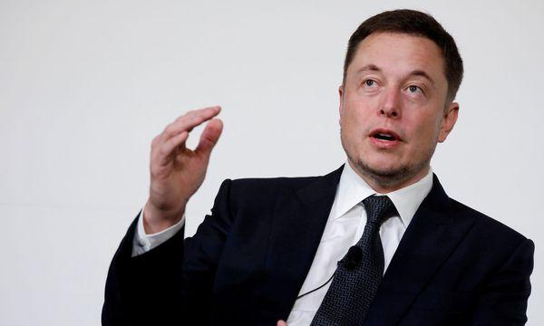Tesla-Chef Elon Musk / Bild: REUTERS